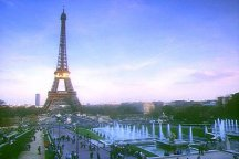 Picture of Eifel Tower in Paris